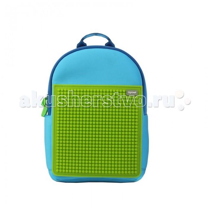 Школьные рюкзаки Upixel Детский рюкзак Rainbow Island WY-A027 школьные рюкзаки upixel пиксельный рюкзак для ноутбука full screen biz backpack laptop bag wy a009