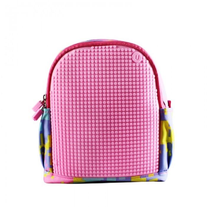 Школьные рюкзаки Upixel Детский рюкзак с боковыми карманами Dream High Kids Daysack WY-A012-A школьные рюкзаки upixel пиксельный рюкзак для ноутбука full screen biz backpack laptop bag wy a009