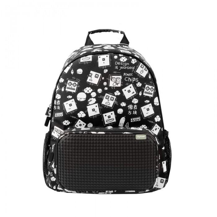 Школьные рюкзаки Upixel Пиксельный рюкзак Floating Puff школьные рюкзаки upixel пиксельный рюкзак для ноутбука full screen biz backpack laptop bag wy a009