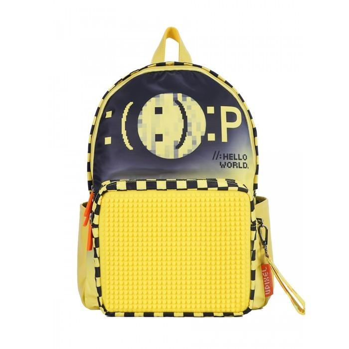 Купить Школьные рюкзаки, Upixel Рюкзак Hello World BY-GB010