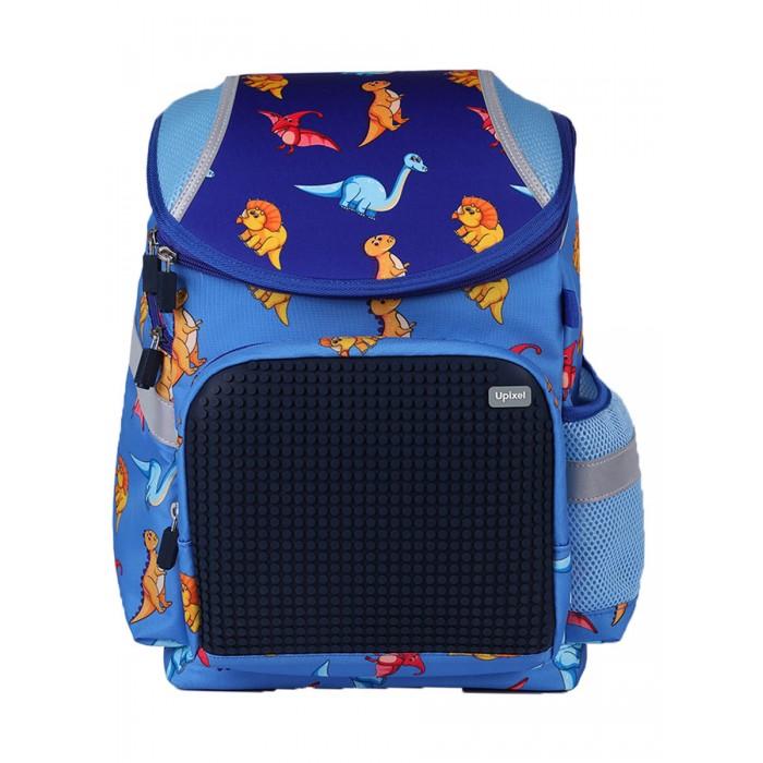 Купить Школьные рюкзаки, Upixel Школьный Рюкзак A-019 Super Class Динозаврики