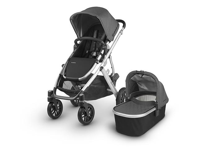 Детские коляски , Коляски 2 в 1 UPPAbaby Vista 2018 2 в 1 арт: 453249 -  Коляски 2 в 1