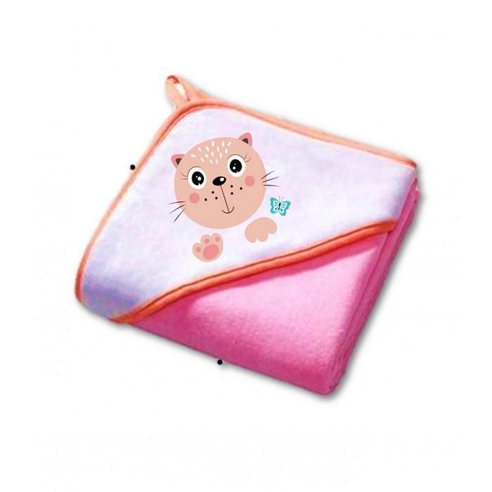 Купить Полотенца, Uviton Полотенце для купания Kitten 90х90 см