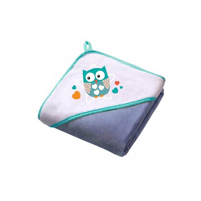 Купить Полотенца, Uviton Полотенце для купания Little Owl 90х90 см