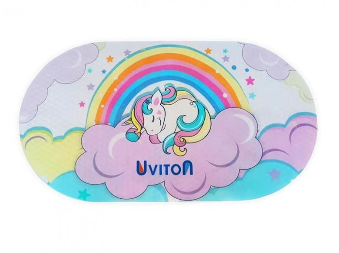 Фото - Коврики для купания Uviton противоскользящий Единорог для ванны коврик на панель приборов bottari противоскользящий