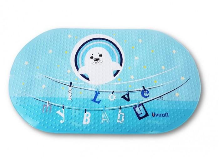 Фото - Коврики для купания Uviton противоскользящий Морской котик для ванны коврик на панель приборов bottari противоскользящий