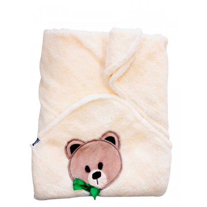 Пледы Uviton Bear 100х80 см шапочки и чепчики uviton набор шапочка и царапки bear