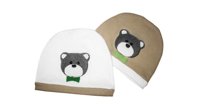 Шапочки и чепчики Uviton Шапочка Barny шапочки и чепчики uviton набор шапочка и царапки bear