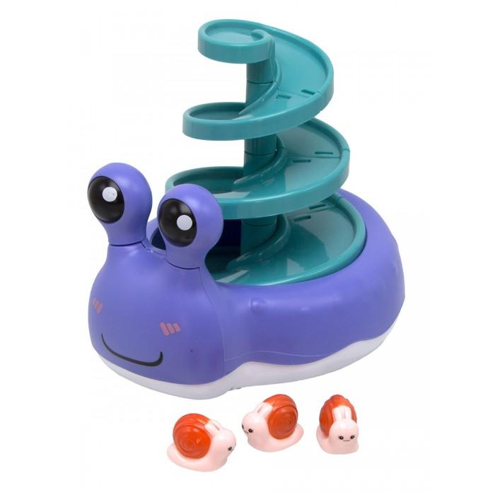 Купить Развивающие игрушки, Развивающая игрушка Uwu Baby Улитка с малышами