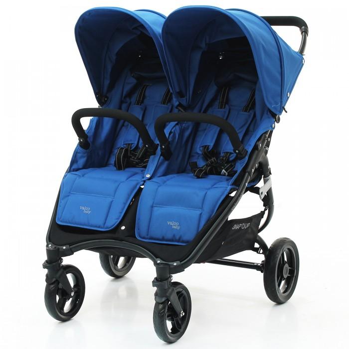 Коляски для двойни и погодок Valco baby Коляска для двойни Snap Duo дождевики valco baby для коляски snap