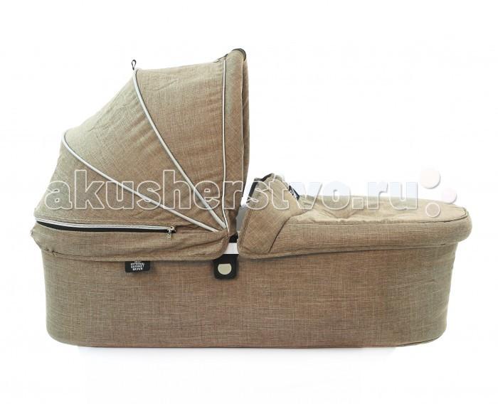 Детские коляски , Люльки Valco baby External Bassinet для Snap/Snap 4 арт: 229489 -  Люльки
