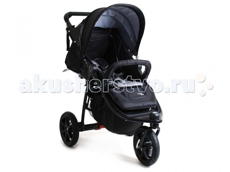 Прогулочная коляска Valco baby Tri Mode XTri Mode XПрогулочная коляска Valco baby Tri Mode X - коляска повышенной проходимости с компактным складыванием, что позволяет брать ее с собой куда угодно. Подходит как новорожденным, так и малышам постарше.  Эта коляска будет расти вместе с вашей семьей. Tri-Mode можно использовать в любую погоду в городе и на пересеченной местности.  Переднее колесо имеет 3 режима поворота: 360 градусов – для ежедневного использования Зафиксированный – для быстрой ходьбы 45 градусов – обеспечивает дополнительную стабильность и безопасность с креслом для старшего ребенка.  Особенности: Капор «EXpanda» расширяется при помощи застежки на молнии и защищает ребенка от солнца. Окошко «Peek-a-boo». Окошко на коляске удобно расположено, так что Вы можете открыть его и взглянуть на спящего малыша во время прогулки. Регулируемая ручка. Ручка Tri-Mode имеет 8 положений на выбор. Педаль тормоза окрашена красным, в соответствии с австралийским стандартом. Снять и поставить на тормоз можно подошвой, не пачкая верхнюю часть обуви. Чистое складывание. Внутренняя часть сидения коляски не контактирует внешней при складывании. Это значит, коляска будет оставаться чистой дольше! Задние колеса с амортизацией поглощающей неровности Надувные легкосъемные колеса Сидение «Airgo». Специальная ткань, которая способствует свободной вентиляции. Откидываемая спинка. Спинка сидения наклоняется плавно до полностью горизонтального положения. Подходит для новорождённых.  Размеры: размеры в разложенном виде (ДхШхВ): 101x61x108 см;  размеры в сложенном виде (ДхШхВ): 81x61x41 см;  внутренние размеры сидения (ДхШхВ): 26x35x73 см;  вес рамы с колёсами: 10 кг.<br>