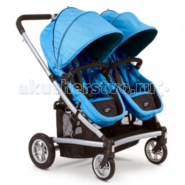 Valco baby Коляска для двойни Zee Spark Duo
