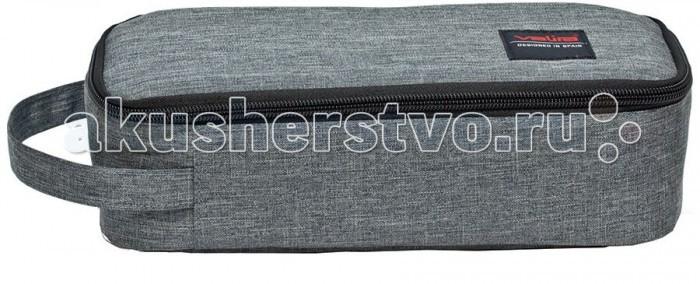 Valira Термосумка One Stone WashedТермосумка One Stone WashedValira Термосумка One Stone Washed гибкая, компактная сумка.   Предназначена для сбалансированной еды: емкость для одного  герметичного контейнера и десерта Есть карман для столовых приборов и аксессуаров Изоляционная металлическая ткань на внутренней стороне легко моется, не впитывает влагу. Размер: 11 x 26 x 8 см Вес: 0.1 кг<br>
