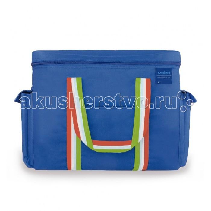Valira Термосумка Playa 22 лТермосумка Playa 22 лValira Термосумка Playa 22 л удобная, достаточно вместительная термосумка, для использования на природе, отдыхе и в поездках.   Прекрасно подходит для выезда на пикник, переноски и хранения детского питания Просторная сумка позволяет вместить в себя все, что вам пригодится Сохраняя как тепло, так и холод, сумка оставляет ваши продукты свежими на длительное время Держит температуру содержимого до 6 часов Внешний материал гигиеничный и непромокаемый Внутренний материал предназначен для легкого и удобного ухода за сумкой Термосумка удачно оснащена круговым замком, что позволяет полностью ее открывать для комфортного использования Имеет две ручки и регулируемый ремень для удобства переноски.  Размеры:  25 х 47 х 35 см Вес 0.7 кг<br>