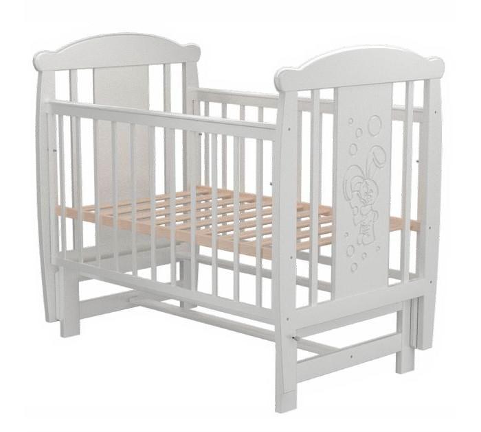 Детские кроватки Valle Bunny 04 маятник поперечный