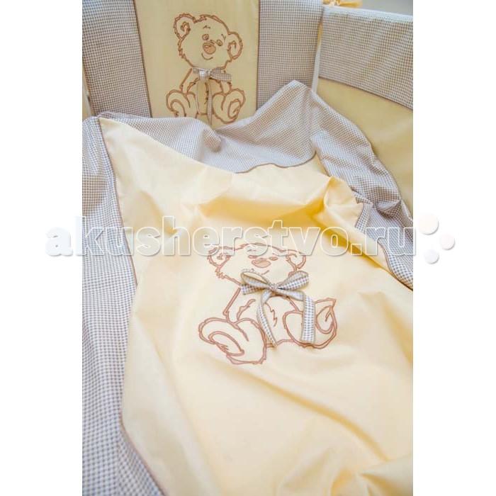 Комплект в кроватку Valle для овальной кроватки Peekaboo (8 предметов)для овальной кроватки Peekaboo (8 предметов)Комплект в кроватку Valle для овальной кроватки Peekaboo (8 предметов) декорирован вышивкой.  Особенности: ткань верха бязь премиум, перкаль, хлопок 100% наполнитель Hollcon высокой плотности подарочная упаковка перкаль комбинируется с бязью на бортиках и пододеяльнике балдахин из микросетки 4 метра бортики 324х38 см со съёмным чехлом на молнии из 4 частей наволочка 40х60 см пододеяльник 110х140 см простыня на резинке круг 92х65 см простыня на резинке овал 125х65 см подушка 40х60 см одеяло 110х140 см<br>