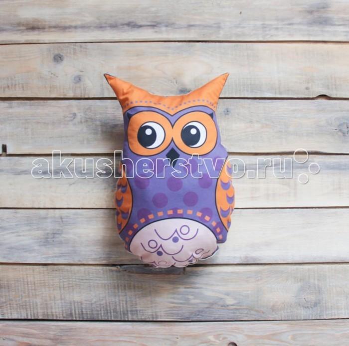 Подушки для малыша VamVigvam Подушка Owl 20х20 vamvigvam детский ночник pineapple