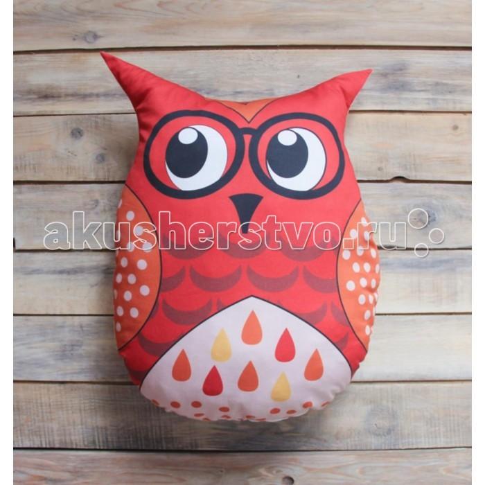 Постельные принадлежности , Подушки для малыша VamVigvam Подушка Owl 50х40 арт: 297097 -  Подушки для малыша