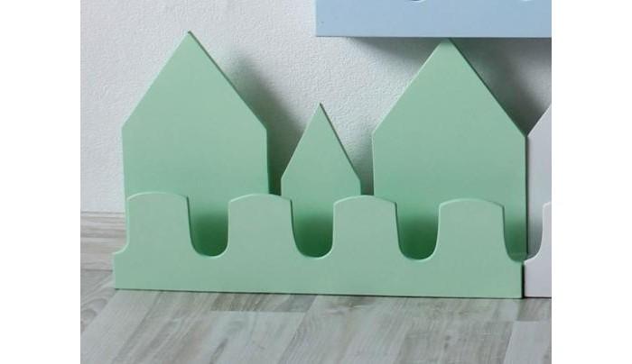 Аксессуары для детской комнаты VamVigvam Полка-домик Verona аксессуары для детской комнаты vamvigvam детская вешалка плечики
