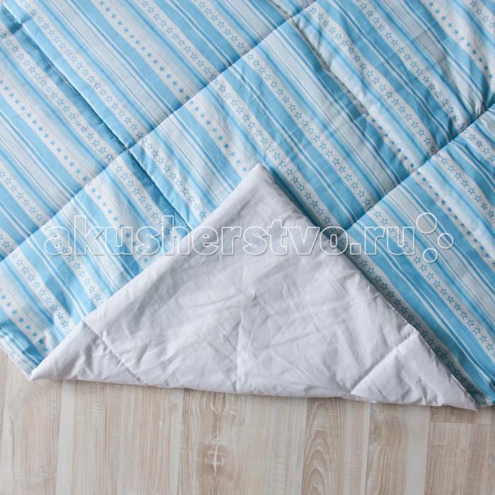 Пледы VamVigvam Стеганый для вигвама Stripes vamvigvam детский ночник pineapple