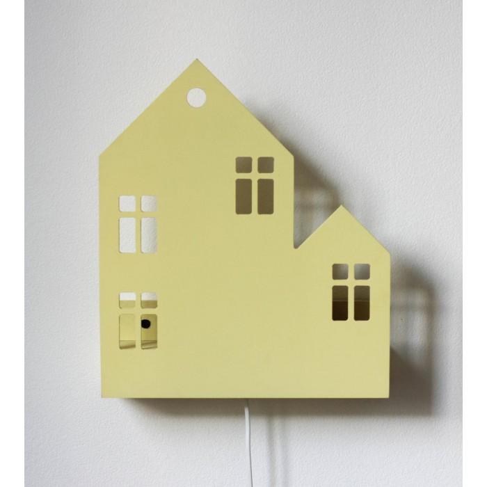 Детская мебель , Светильники VamVigvam Светильник-домик Lyon арт: 297136 -  Светильники