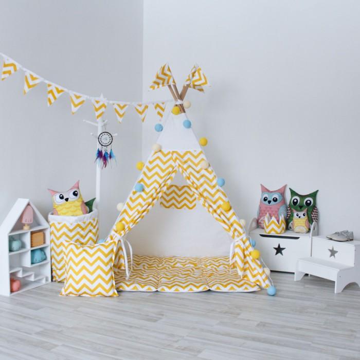 Палатки-домики VamVigvam Вигвам Zigzag vamvigvam детский ночник pineapple