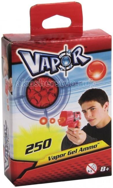 Игрушечное оружие Vapor Готовые заряды для бластеров 250 шт. игрушечное оружие yako игрушечное оружие 2 в 1 y4640125