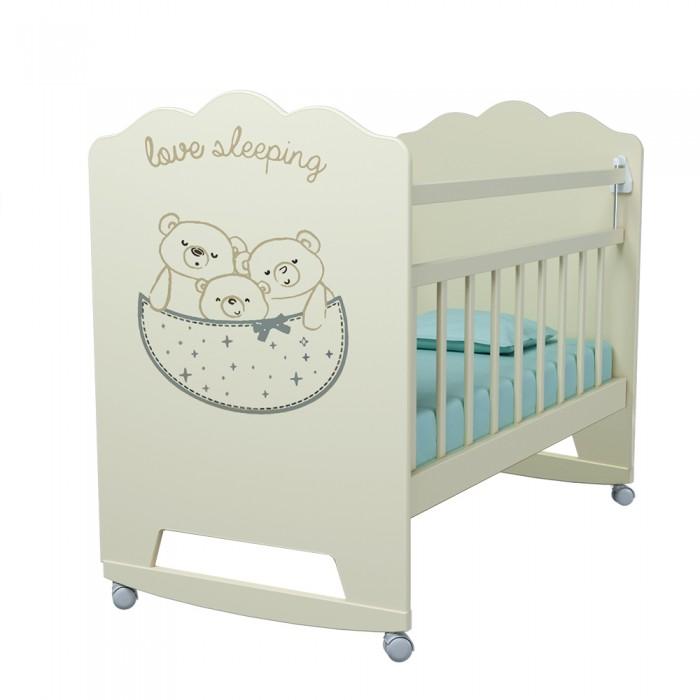 ВДК Love Sleeping колесо-качалка