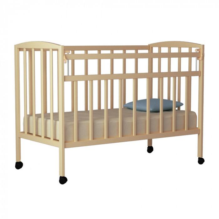 Детские кроватки ВДК Magico Mini 1 обычная кроватка 120x60 вдк чудо розовая