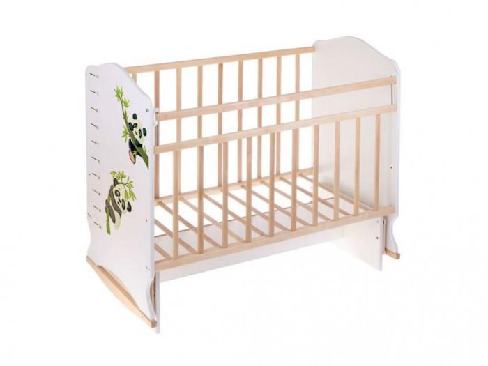Детские кроватки ВДК Морозко (колесо-качалка с маятником) детские кроватки valle giraffe 02 колесо качалка
