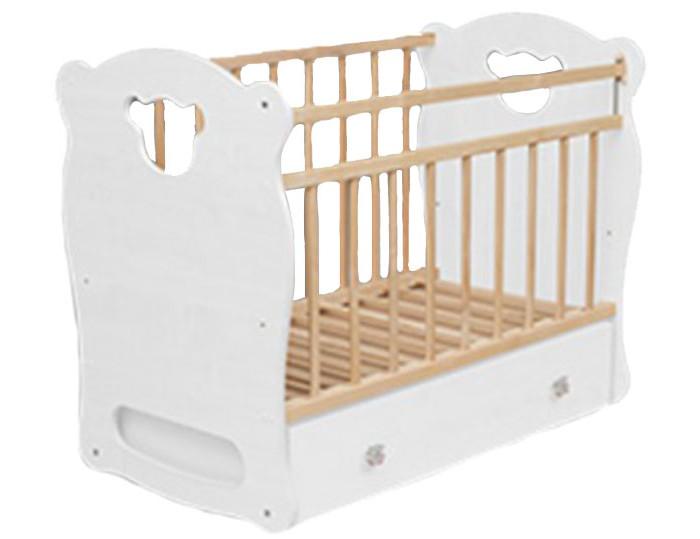 Детские кроватки ВДК Orso (поперечный маятник)