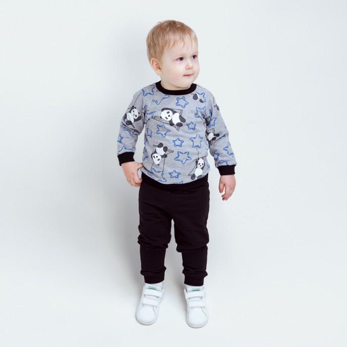 Комплекты детской одежды Veddi Комлект Панда (джемпер и брюки)
