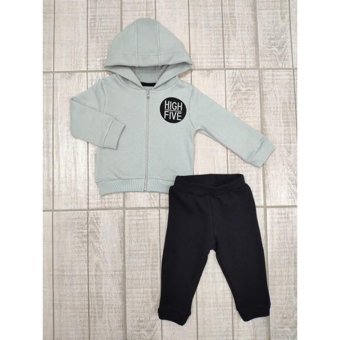 Комплекты детской одежды Veddi Комплект детский (кофта с капюшоном, брюки) High Five
