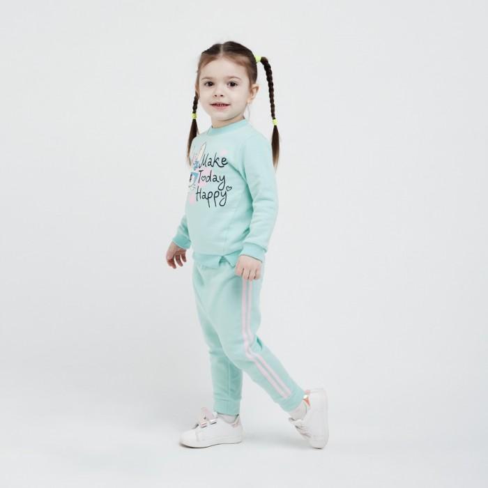 Купить Комплекты детской одежды, Veddi Комплект для девочки (джемпер и брюки) 687/2Ф-20