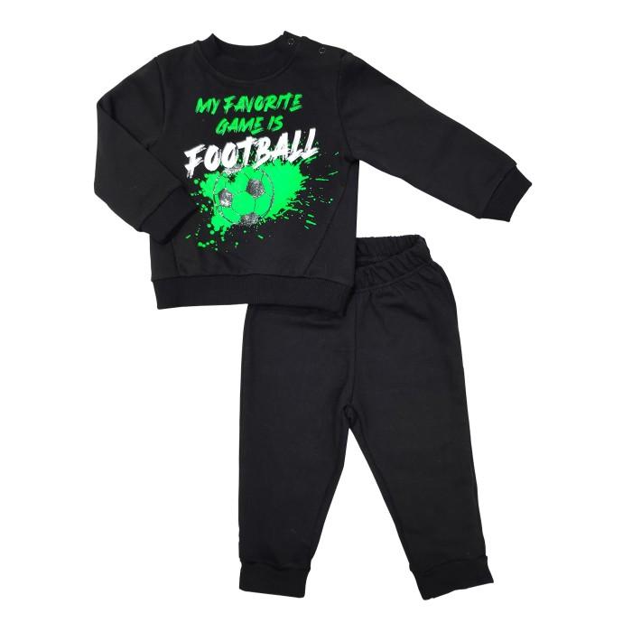 Фото - Комплекты детской одежды Veddi Комплект для мальчика (джемпер и брюки) комплекты детской одежды pelican комплект для мальчиков джемпер брюки bfajp1203