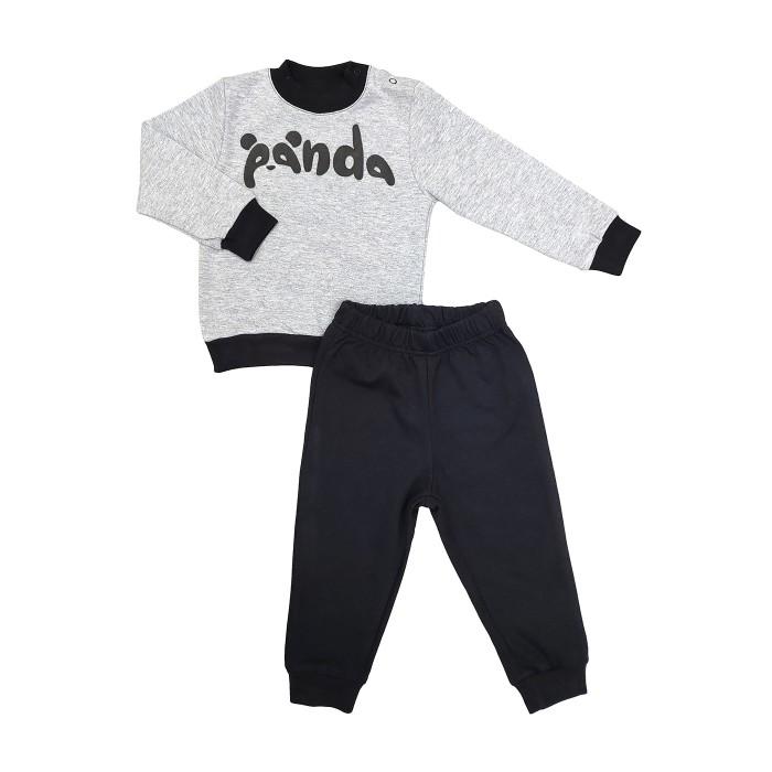 Veddi Комплект брюки и свитшот Панда фото