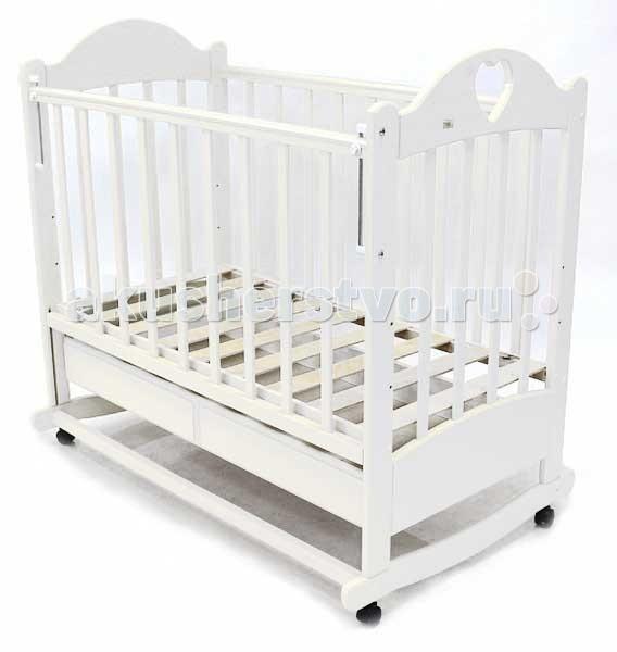 Детская кроватка Ведрусс Иришка №2 качалка
