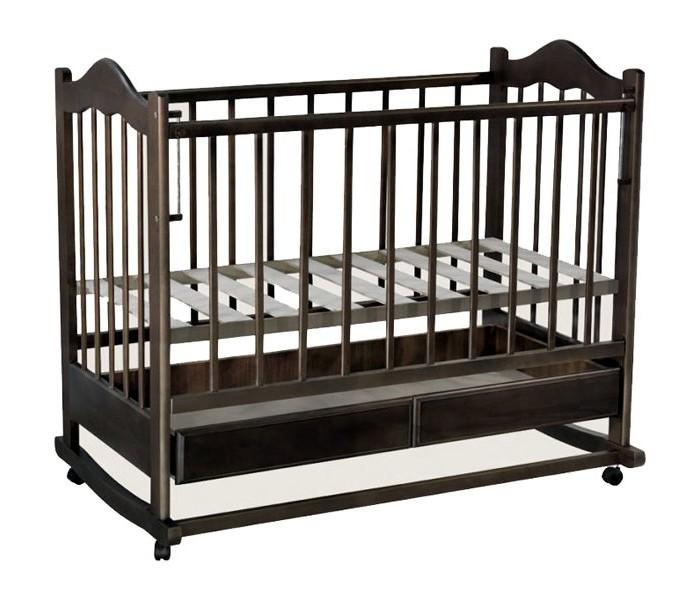 Детские кроватки Ведрусс Кира №1 качалка