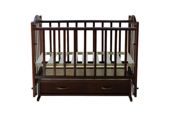 Детская кроватка Ведрусс Лана №3 поперечный маятник