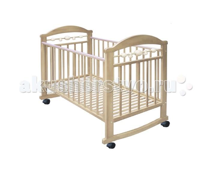 Детская мебель , Детские кроватки Велар Карапуз М5 качалка арт: 8720 -  Детские кроватки