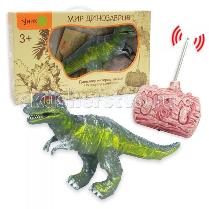 Интерактивные игрушки Veld CO Динозавр на радиоуправлении игрушки животных на электро радиоуправлении thaw kay authentic