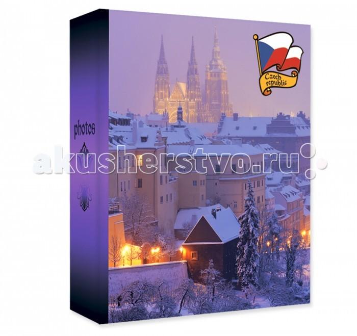 Фотоальбомы и рамки Veld CO Фотоальбом Eurotrip 200 фотографий 10х15 см image art фотоальбом image art 100 10 15 серия 029