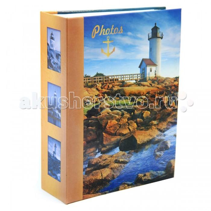 Фотоальбомы и рамки Veld CO Фотоальбом Маяк 100 фотографий 10х15 см