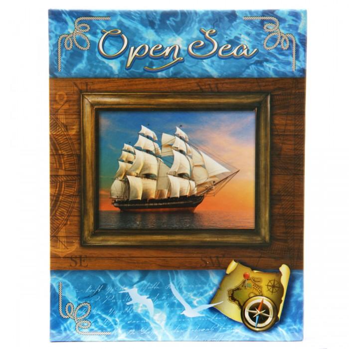 Фотоальбомы и рамки Veld CO Фотоальбом Open sea 100 фотографий 10х15 см image art фотоальбом image art 100 10 15 серия 029