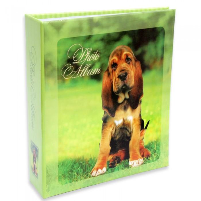 Фотоальбомы и рамки Veld CO Фотоальбом Собаки 100 фотографий 10х15 см image art фотоальбом image art 100 10 15 серия 029