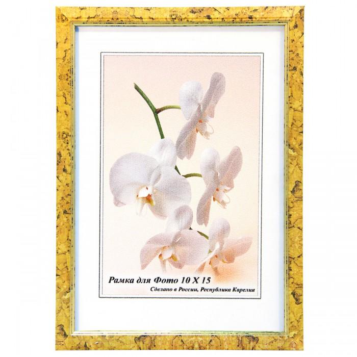 цена на Фотоальбомы и рамки Veld CO Фоторамка деревянная 10x15 Карелия