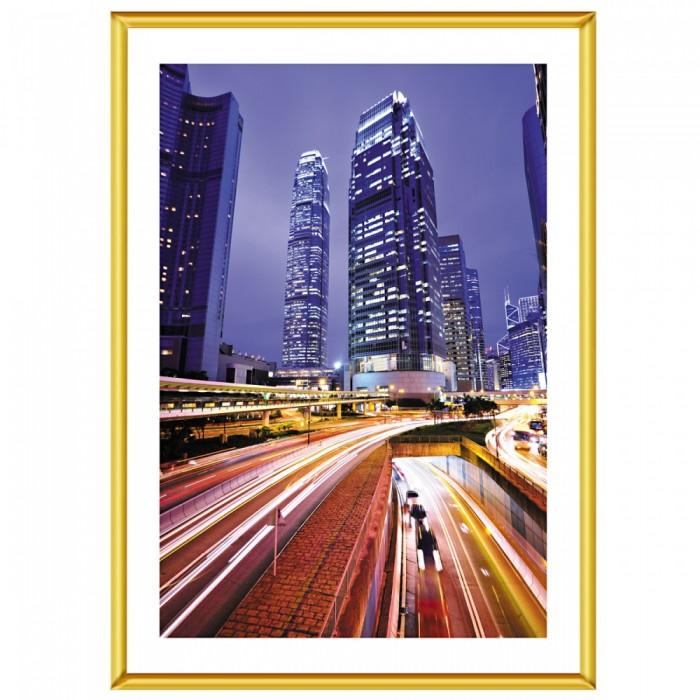 Фото - Фотоальбомы и рамки Veld CO Фоторамка Poster 40х50 см khadi and co короткое платье