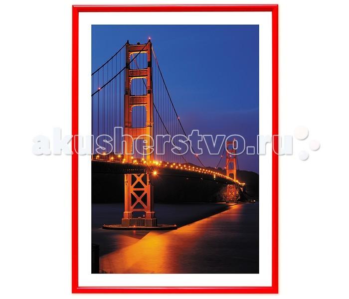 Фотоальбомы и рамки Veld CO Фоторамка Poster lux 10х15 см подарочные коробки veld co коробка крафт набор из 5 шт 22х22х16 30х30х20 см маки