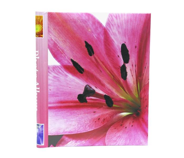 Фотоальбомы и рамки Veld CO Магнитный фотоальбом Цветы 10 листов 23х28 см подарочная упаковка veld co бант шар 10 шт в наборе
